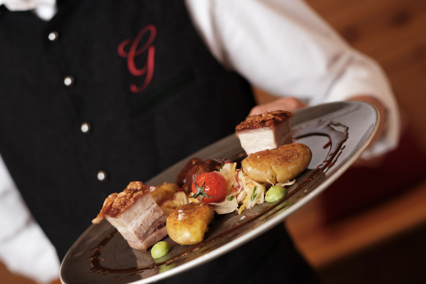 Culinary delights at the Hotel Gambswirt in Tamsweg - culinary delights for connoisseurs