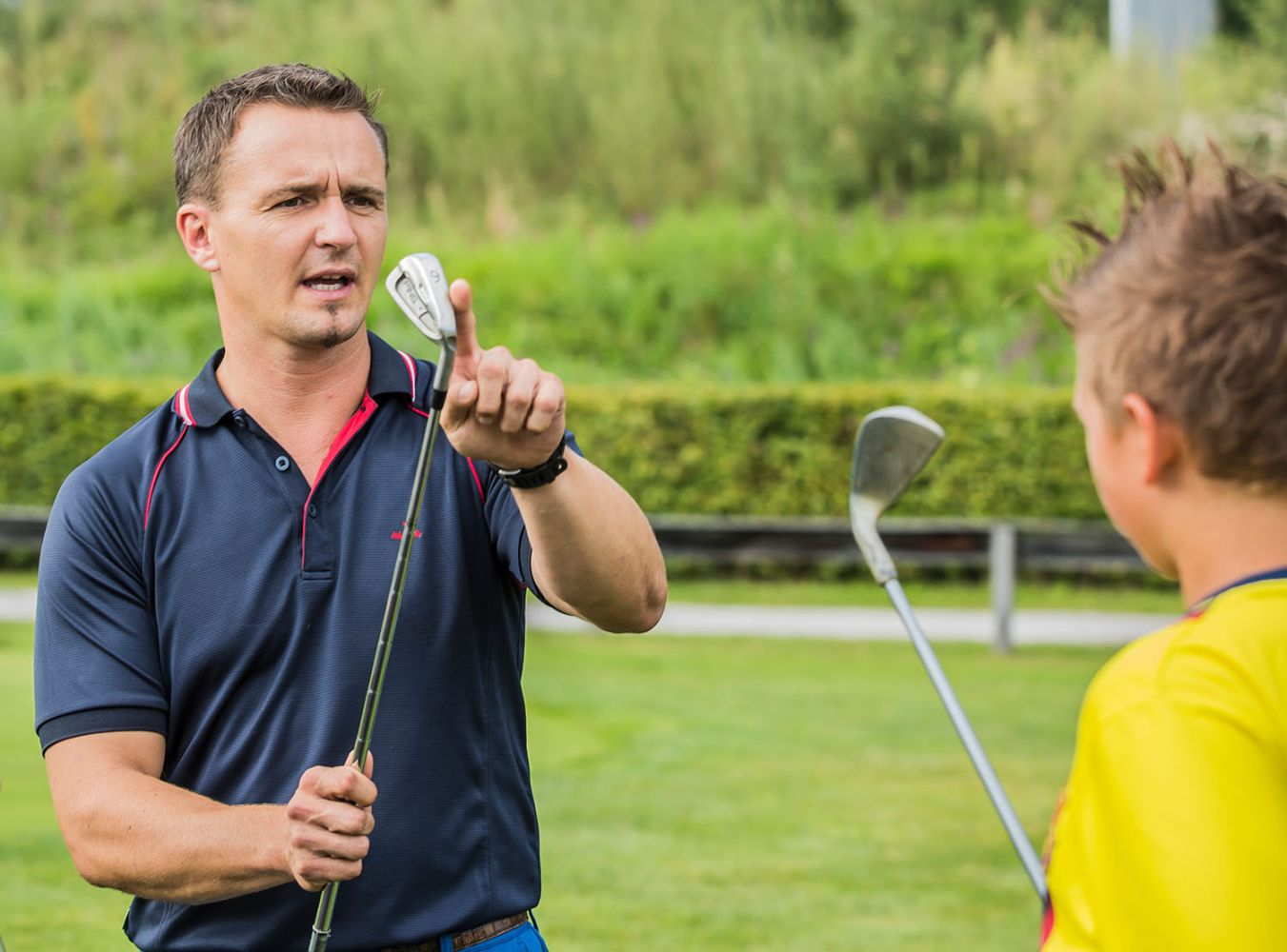 Learn and perfect the game - golf clubs in Salzburger Land welcome you