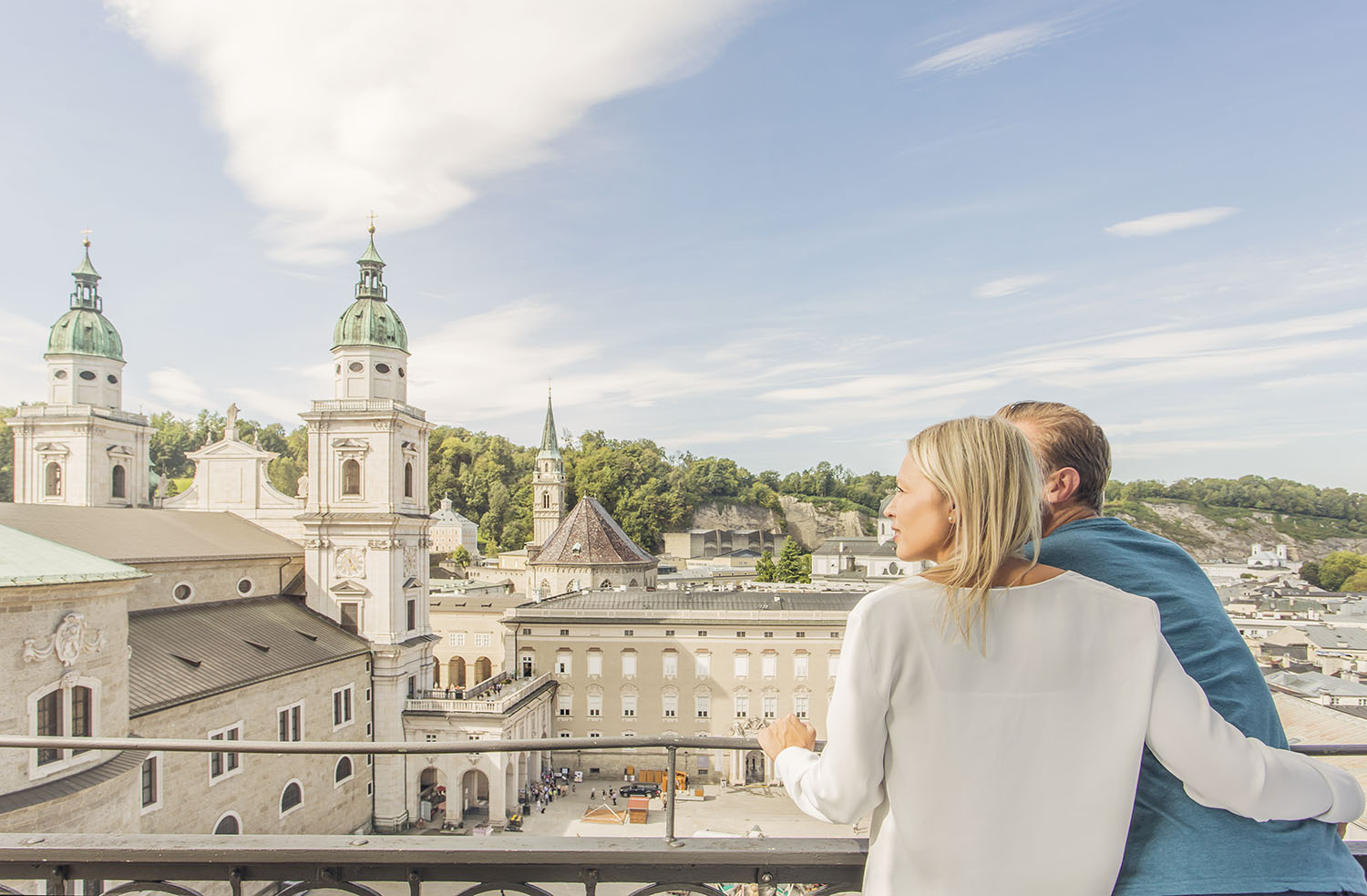 Sightseeing in Salzburg - the city of Mozart awaits culture fans with a wealth of discoveries