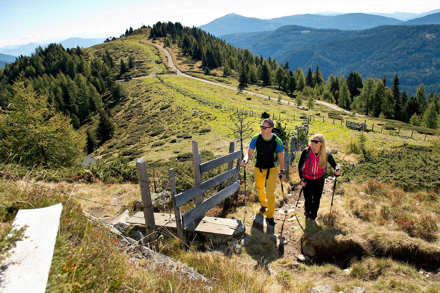 Hiking holidays in Salzburger Lungau